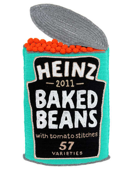 crochet can Comfort Food Crochet Artist Kate Jenkins