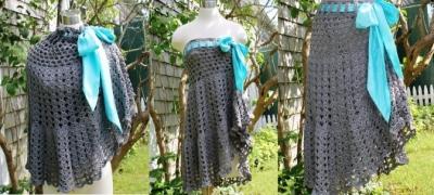 crochet garment 400x180 Etsy Crochet Designer Annie Briggs