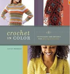 crochet in color book