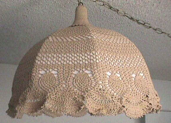 crochet lampshade Crochet Questions of the Day: Best Answers Roundup