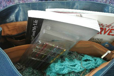 Post image for 5 Key Tips for Packing a Yarn Project for Air Travel