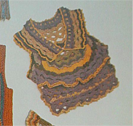 crochet vest janet karpeck Edgy 1970s Crochet Designer Janet Karpeck