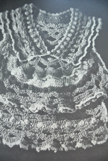 Post image for Edgy 1970s Crochet Designer Janet Karpeck