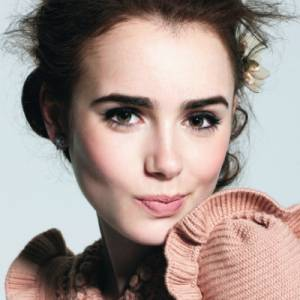 lily collins crochet Designer and Celebrity Crochet: August Edition