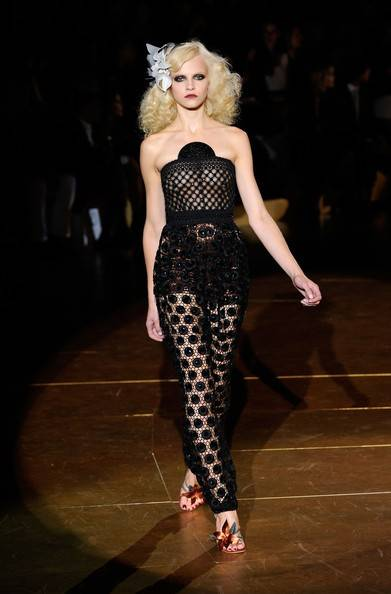 marc jacobs crochet jumpsuit Designer Crochet: Marc Jacobs