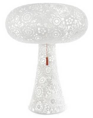 marcel wanders crochet lamp 16 Crochet Lamps That Will Shed a New Light on Your Space