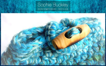 Post image for Contemporary Sculpted Textiles of Sophie Buckley
