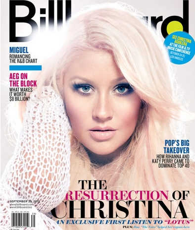 christina aguilera crochet September Celebrity and Designer Crochet