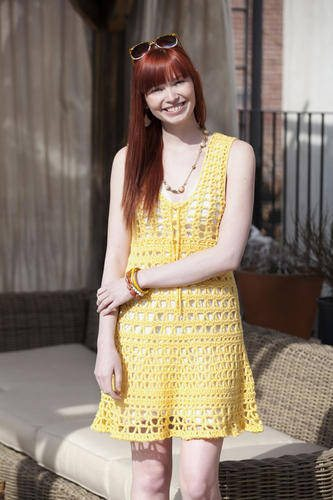 15 Beautiful Free Crochet Dress Patterns for Women