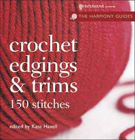 crochet edgings book Then and Now in Crochet (8/26   9/8)