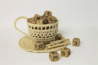 crochet tea cup 400x266 Crochet Link Love (Best Articles of the Week)