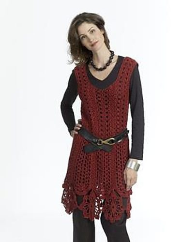 doris chan crochet dress 15 Beautiful Free Crochet Dress Patterns for Women