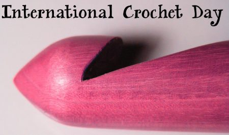 international crochet day 2012 in Crochet: Crochet News