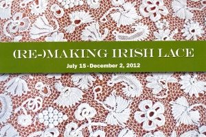 Post image for Irish Crochet Featured in Museum Exhibit