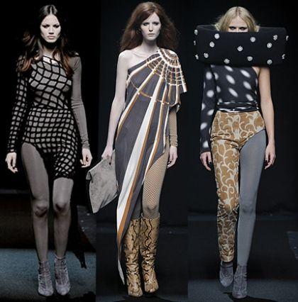 martin margiela fashion Designer Crochet: Martin Margiela