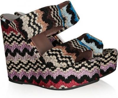 Designer Crochet: Missoni
