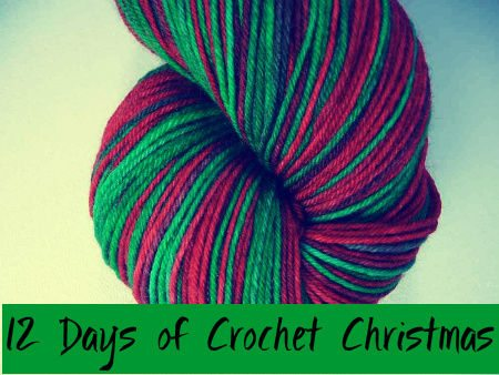 12 days of crochet christmas