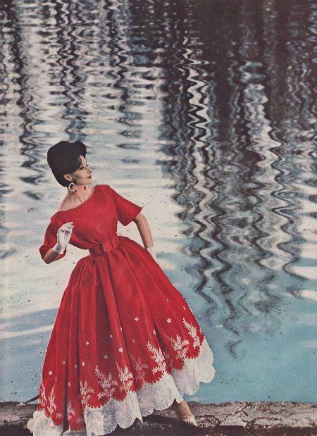 1960s nina ricci Designer Crochet: Nina Ricci