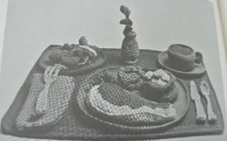 1970s crochet food 1970s Crochet Designers: Susan Morrow