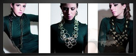 Post image for Alessandra Stabili Wire Crochet Jewelry