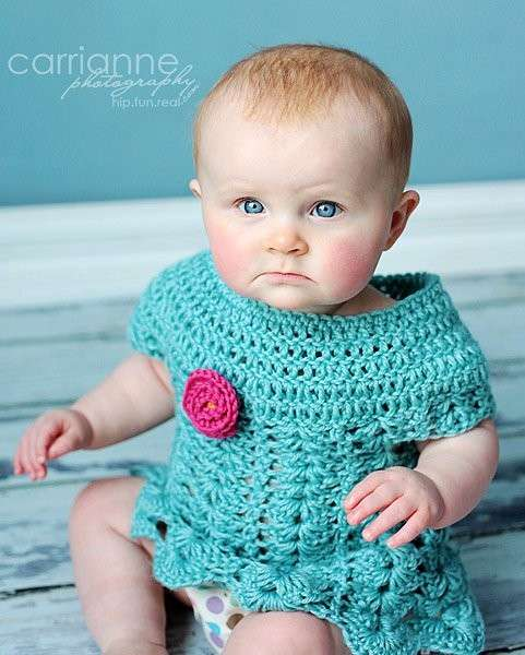 15 Beautiful Kids Crochet Dress Patterns to Buy Online
