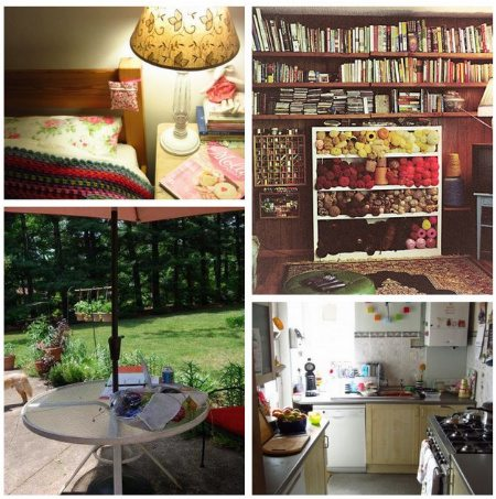 Post image for Five Crafters' Homes I Would Love To Have a Crochet Retreat At