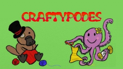 craftypodes 400x224 2012 in Crochet: Crochet News