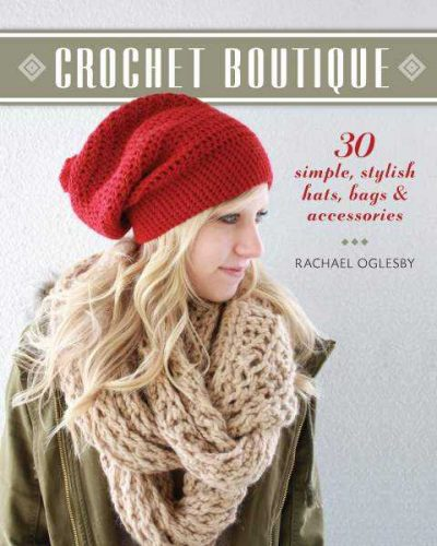 crochet boutique 400x500 2012 in Crochet: Crochet Books