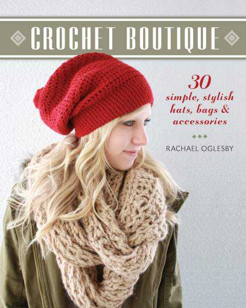 Post image for Crocheting for a Day with Crochet Boutique
