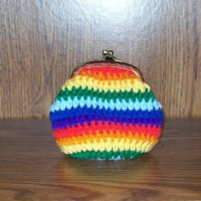 crochet coin purse 400x400 Interview with the Husband and Wife Team Behind Craftypodes