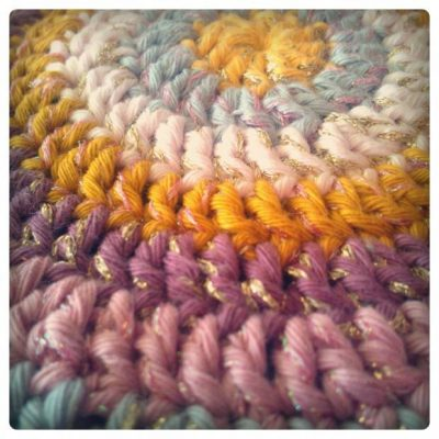 crochet mandala 400x400 Another Exciting Edition of Crochet Link Love
