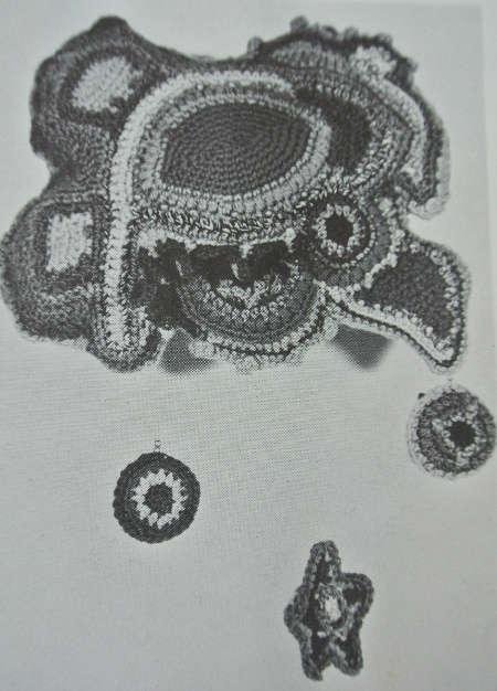 crochet mobile 1970s Crochet Designers: Susan Morrow