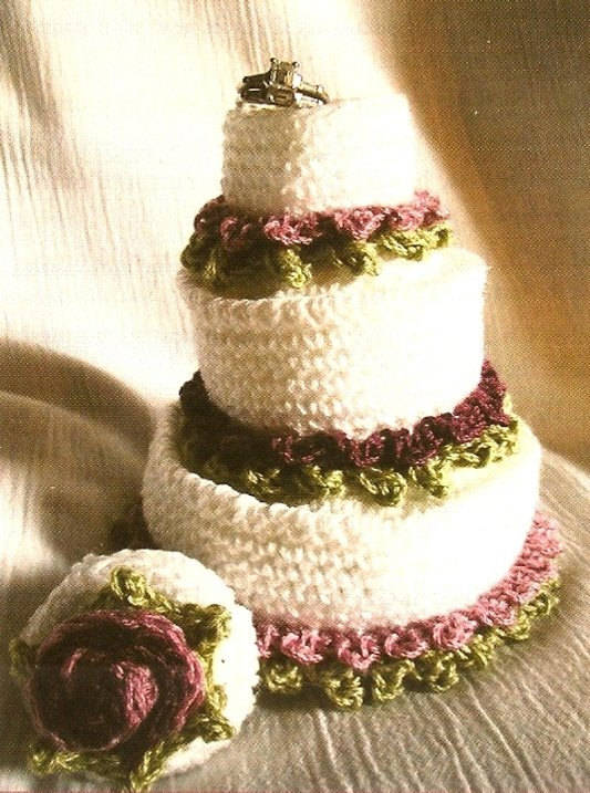 Crochet Wedding : 15 Crochet Wedding Favors to Give Your DIY Wedding Guests