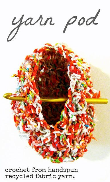 crochet yarn pod Small Projects, Large Hooks! 15 Quick Free Crochet Patterns for Holiday Gifts