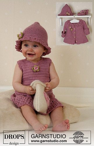 drops crochet dress pattern 15 Beautiful Free Crochet Patterns for Girls Dresses