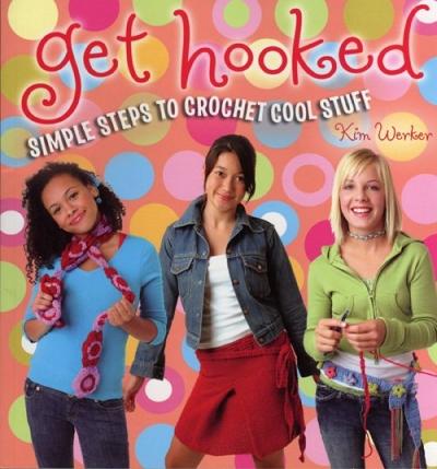 get hooked crochet kim werker 400x429 The Crochet Kims: Kim Guzman and Kim Werker
