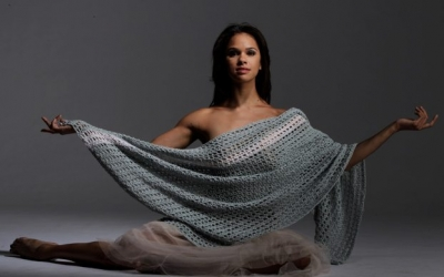 misty copeland crochet 400x250 Harriette Coles 108 Stitches Luxury Crochet Collection