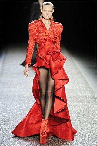 nina ricci dress Designer Crochet: Nina Ricci