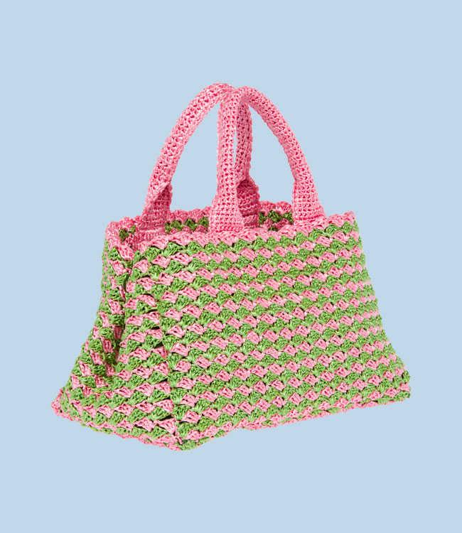 Favoloso Crochet design: Prada – Uncinetto concupiscenza DW94