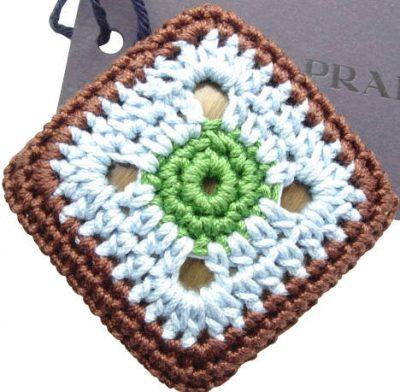 prada crochet pin 400x392 Designer Crochet: Prada