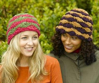 prada inspired crochet hats Designer Crochet: Prada