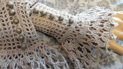 steampunk crochet 400x225 Then and Now in Crochet (10/21   10/27)