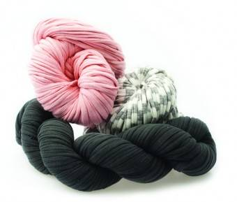 tshirt yarn Be Sweet Yarn Supports South African Artisans