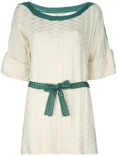 vintage nina ricci 400x527 Designer Crochet: Nina Ricci