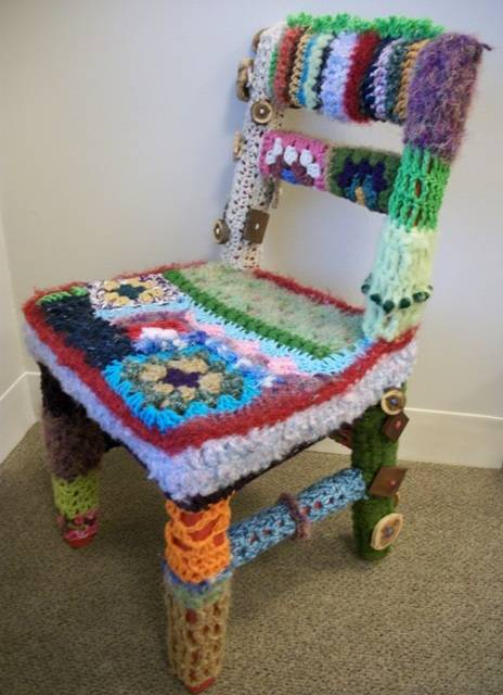 Post image for Crochet Artist Donna Rutledge-Okoro