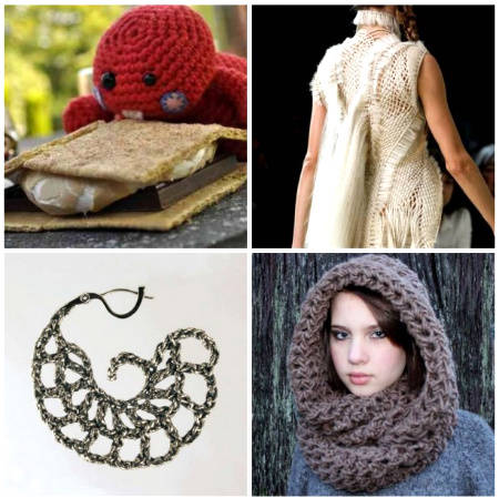 one year ago in crochet, crochet history, crochet blog, crochet news