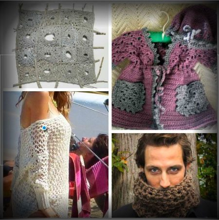 Post image for Then and Now in Crochet (11/25 – 12/1)