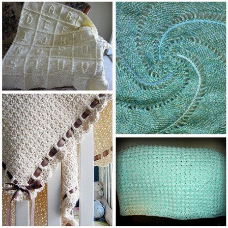 Free Baby Blanket Crochet Patterns Cakes and Crochet
