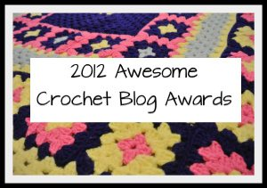 crochet blog awards midsize Kathryn Vercillos 2012 Awesome Crochet Blog Awards