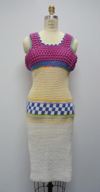 crochet dress Link Love! Best Crochet Blog Posts of the Week